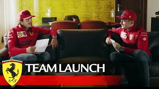 SF21 - Team Launch