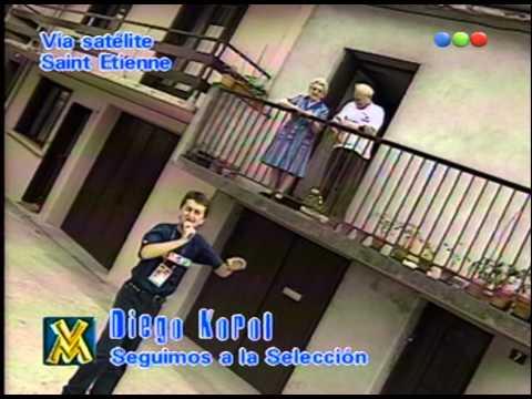 Korol en París, Francia 98 - Videomatch 98