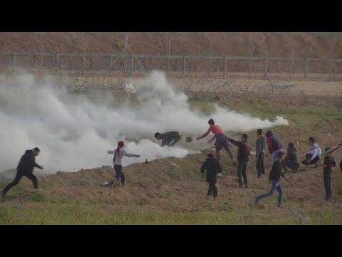 إصابات العشرات من الفلسطينيين في عزة ونتنياهو يحذر من مغبة انتخابات مبكرة…  - نشر قبل 26 دقيقة