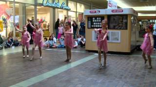 Backstage Dance Performance - NorthPark Mall - Ballet Dance
