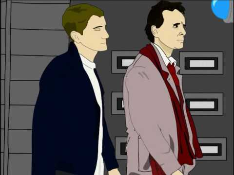 Enemy of The Daleks Animated Episode 1 pt 2