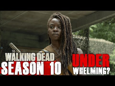 The Walking Dead Season 10 Mid-Season Finale - UnderWhelming? from YouTube · Duration:  20 minutes 52 seconds