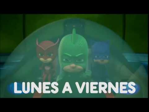 Héroes en Pijamas - Lunes a Viernes