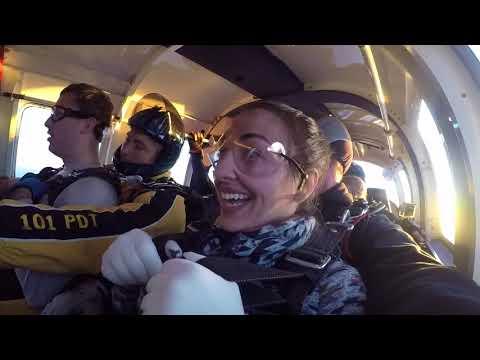 Skydive Tennessee Catherine Dawaha