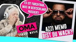Oma schaut Musik - Azzi Memo (Bist du wach?)