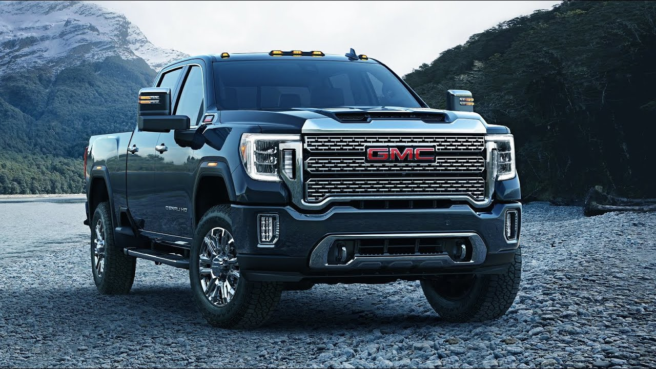 2021 GMC Sierra Hd Price and Review