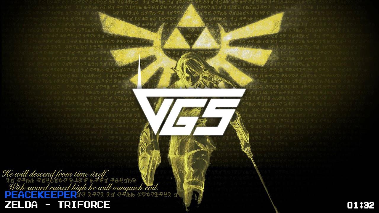 Zelda Triforce Hardstyle Remix Youtube