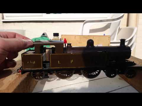 L.B.S.C.R. I3 4-4-2 O Gauge Live Steam Loco