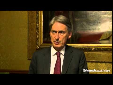 Philip Hammond comments on flight MH17