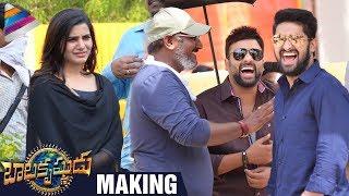 Balakrishnudu Movie Making | Nara Rohit | Regina | Samantha | Naga Shaurya | #Balakrishnudu Movie