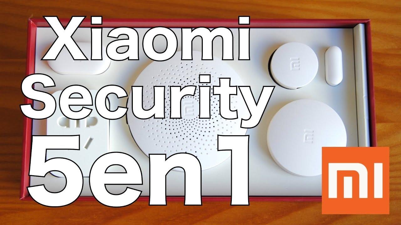 puesta en marcha del xiaomi smart home security kit by home security kits uk home security kits wholesale