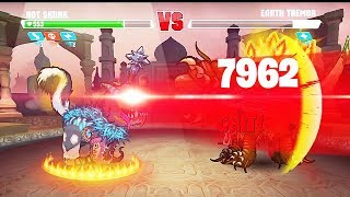 IS THIS THE STRONGEST DOG EVOLUTION in Mutant Fighting Cup 2?
