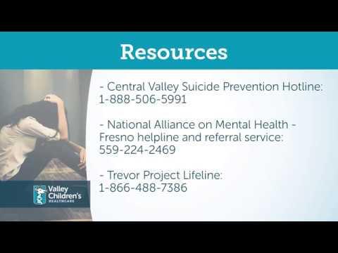 Adolescent Suicide Prevention