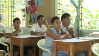 Fidji: L'île biologique