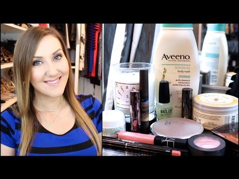 August Favorites (and Flops): Beauty, Makeup, Candles