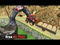 Rural Farm Tractor 3D Simulator (By AbsoMech) Android Gameplay HD