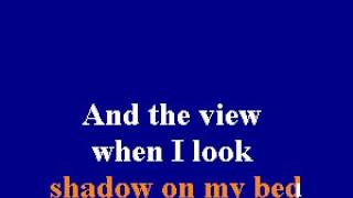 NT057 13 Crowded House Locked Out [karaoke]