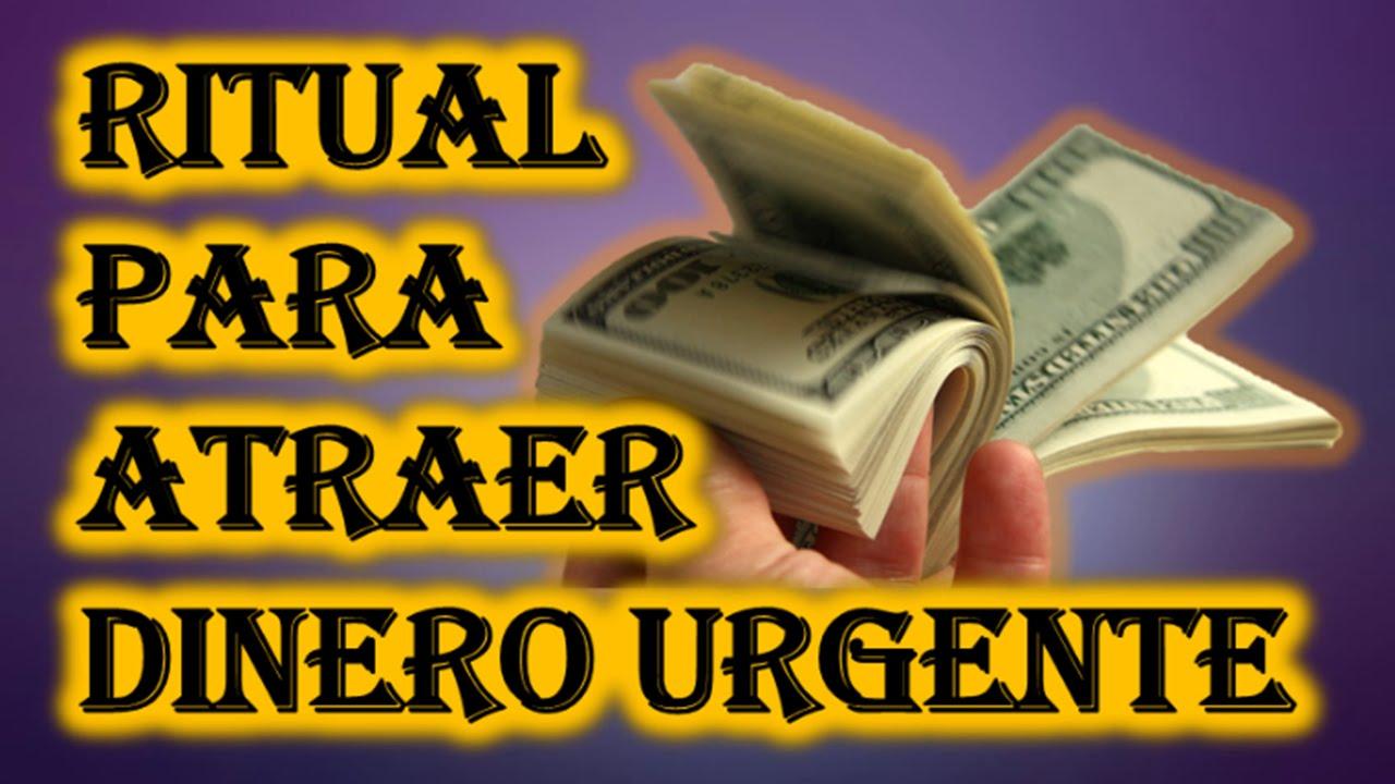 Ritual para atraer dinero urgente youtube - Atraer dinero ...