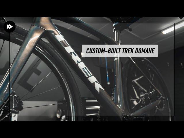 Trek Project One: custom-built Domane