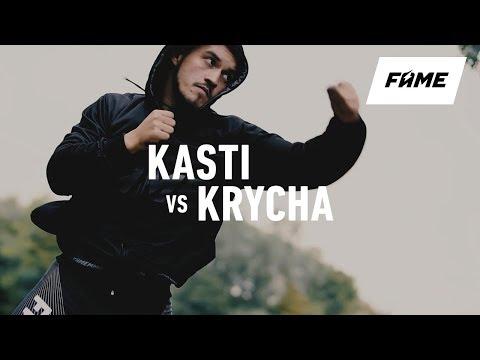 FAME MMA 5: Kasti vs Krycha (Zapowiedź walki)