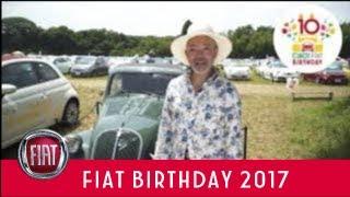 CIAO FIAT! 10th BIRTHDAY 2017 - 古澤巌さん