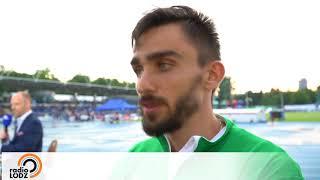 Adam Kszczot po Mistrzostwie Polski 2018 na 1500 m