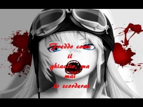 Nightcore vampire kiss ita youtube - Wallpaper vampire anime ...
