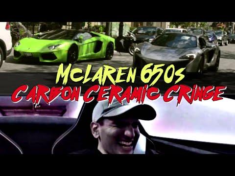 McLaren - Carbon Ceramic Cringe (Squeaky Brakes)