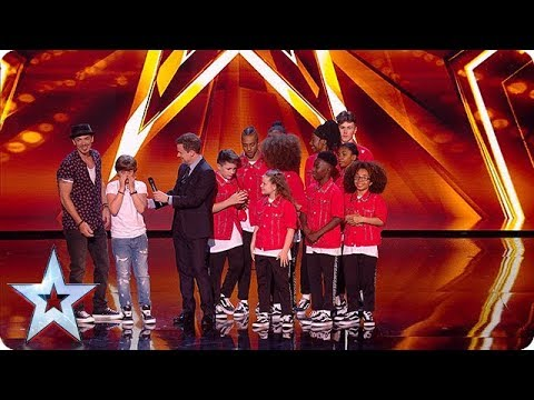 DVJ are heading straight for the BGT Final with Jack and Tim! | Semi-Finals | BGT 2018