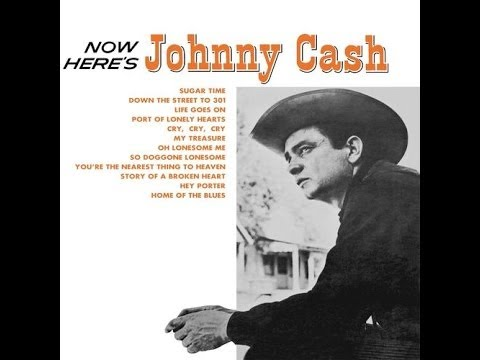 Johnny Cash - Story Of A Broken Heart lyrics - YouTube
