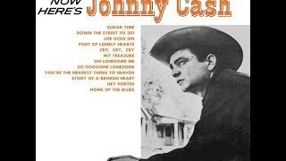 Johnny Cash - Story Of A Broken Heart lyrics