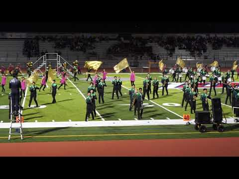 Castro Valley High School Marching Band 2019/10/19