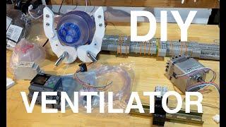 DIY Ventilator Part 1