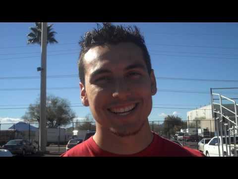 Edgar Rivera-Morales 4-6-12 By Arizona Athletics von YouTube · Dauer:  26 Sekunden