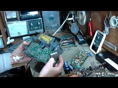 Car Radio Repair Video #1 - 1968 Ford Mustang Philco AM/FM Radio D3AA