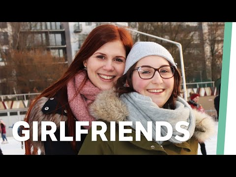 Erste lesbische Beziehung 👩❤️👩