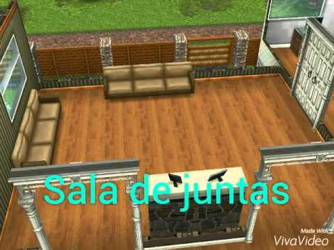 Mi escuela en los sims freeplay youtube for Muebles para los sims 3