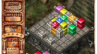 Cubis Gold levels 46 to 50