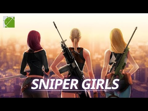 Sniper Girls FPS - Android Gameplay FHD