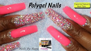 DIY Trying a New Polygel- Burano Nail Kit from Amazon Prime