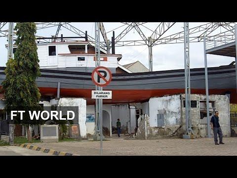 A decade on, Aceh's tsunami tourism rises