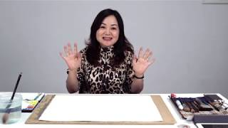 "Чин Ли. Видео-урок ""Орхидеи"""