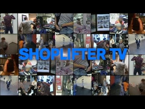 Shoplifters Caught In Police Blitz