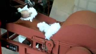 Производство наполнителя (шариков) для подушек