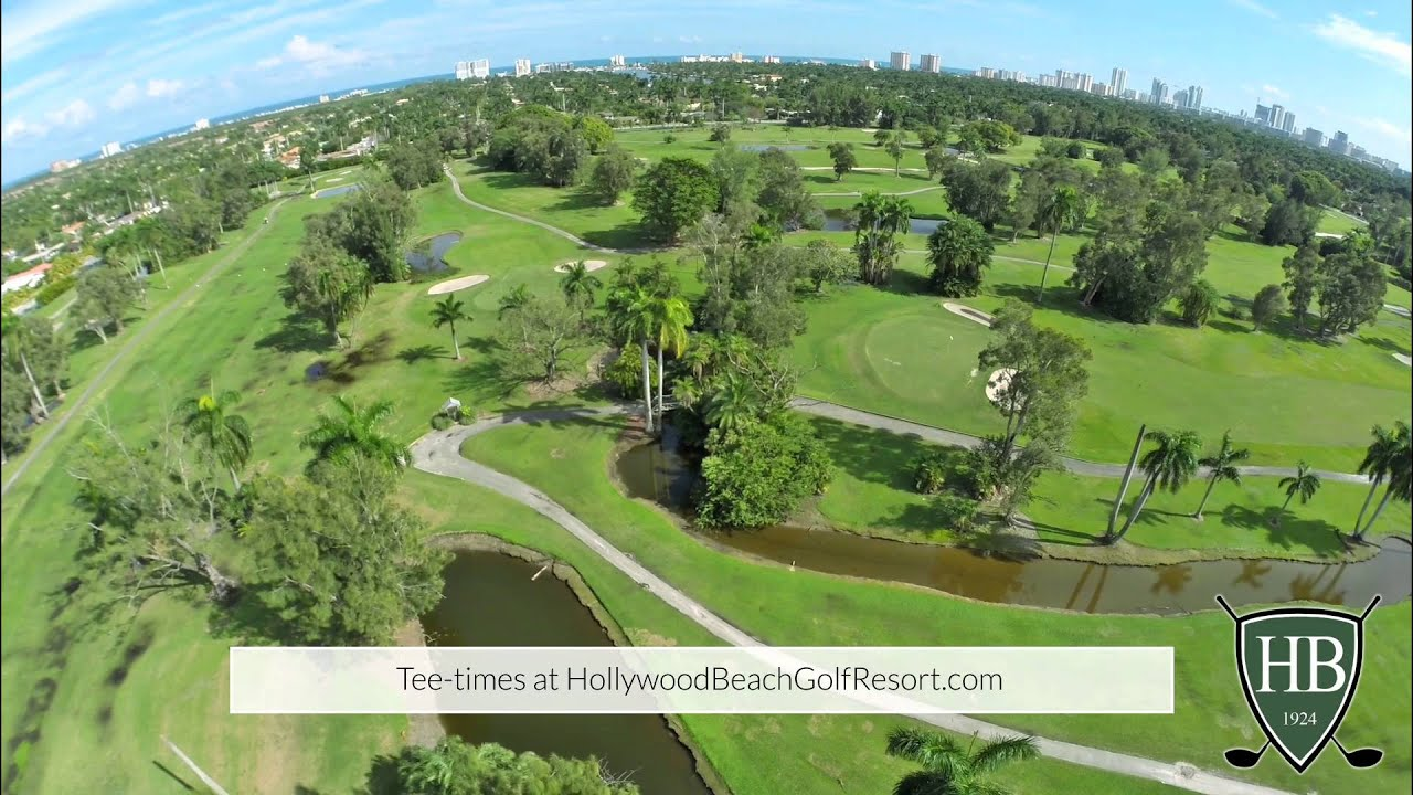 Hollywood Beach Golf Resort Commercial