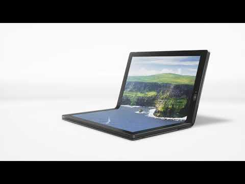 Meet the World's First Foldable PC