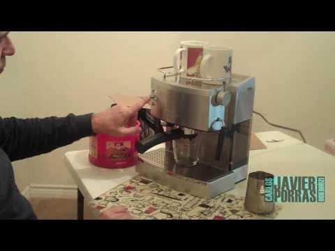 Espresso supremma super automatic machine reviews ca4865 espressione