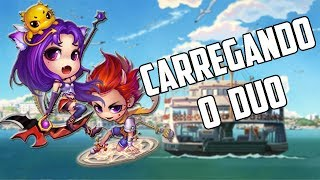 DDtank Mobile Brasil - Como Carregar seu Duo na Batalha Justa