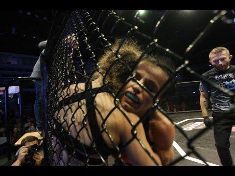 ANITA BEKUS VS. HANNA GUJWAN   ENVIO FIGHT NIGHT (TORUŃ, 22.09.2018)