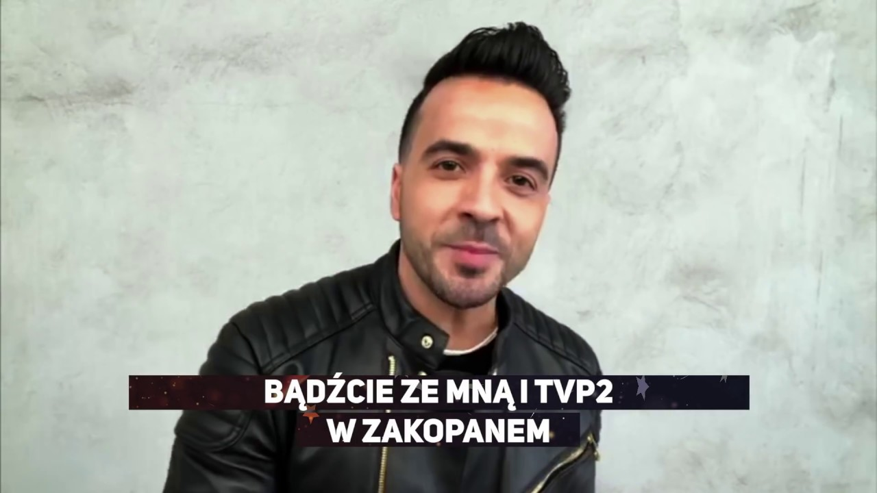 """Sylwester 2017: Luis Fonsi na """"Sylwestrze Marzeń z Dwójką""""!"""